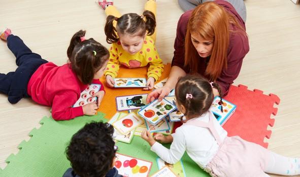 Erken Çocukluk Eğitimi
