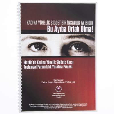 Kadına Yönelik Aile içi Şiddet Karşı Eğitimi El Kitabı