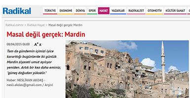 Masal Değil Gerçek: Mardin