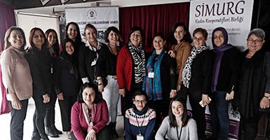 21-24 Aralık Kadın Kooperatifleri Farkındalık Kampanyası