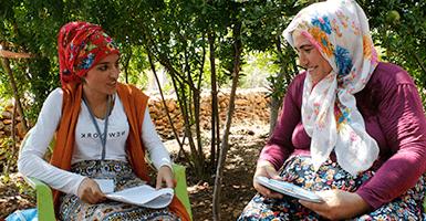 Tarımın Kadın Elçileri Programı